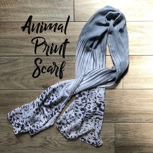 ❃ Stylish Chic Animal Print Scarf ❃